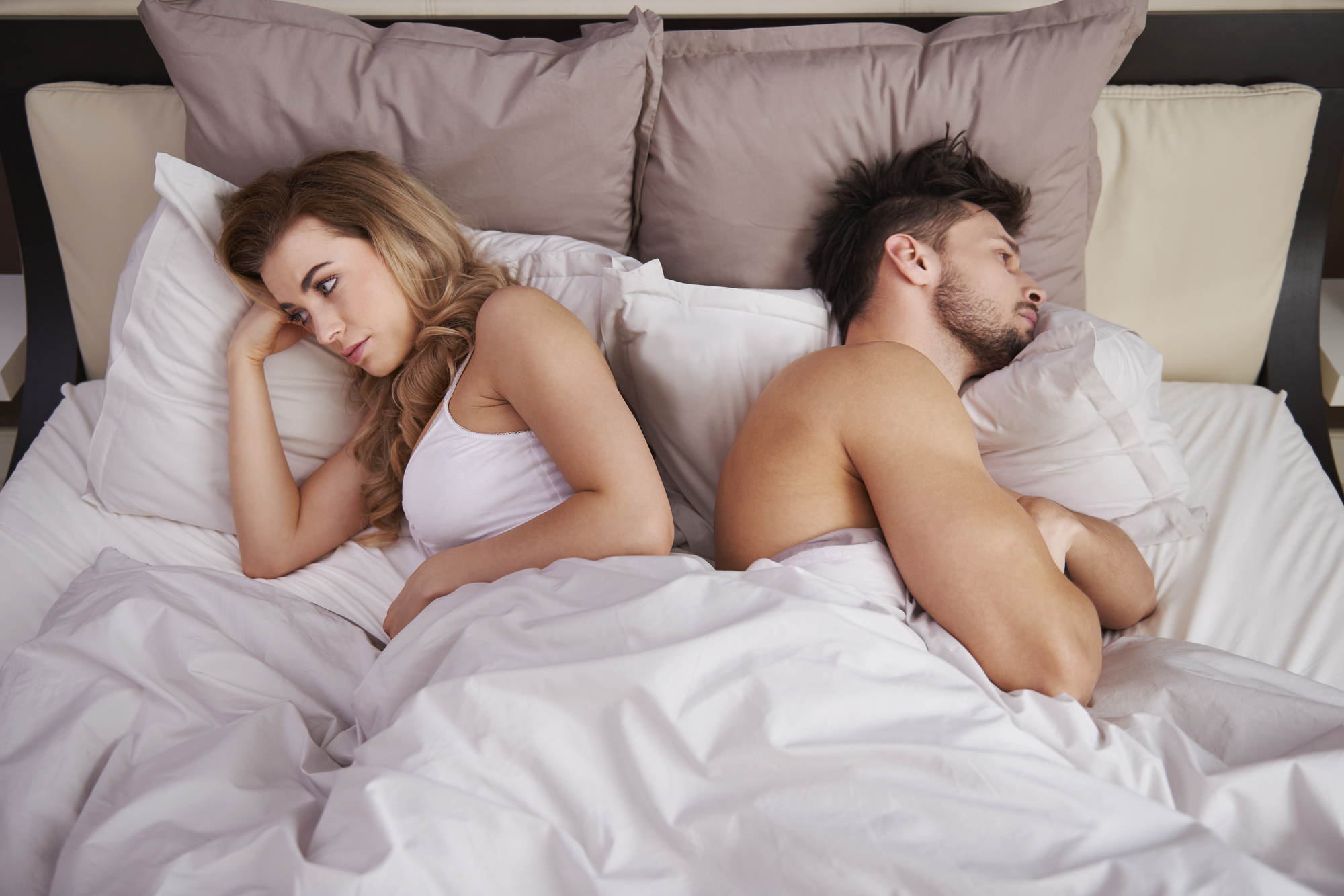 What causes erectile dysfunction?